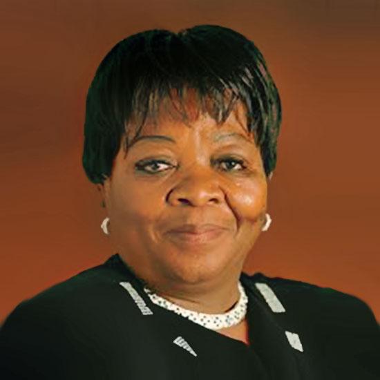 Gwen Mahlangu-Nkabinde